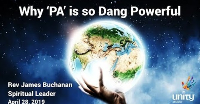 Why 'PA' is so Dang Powerful